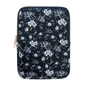 MYTAGALONGS Daisy Tablet Sleeve & Cord Case